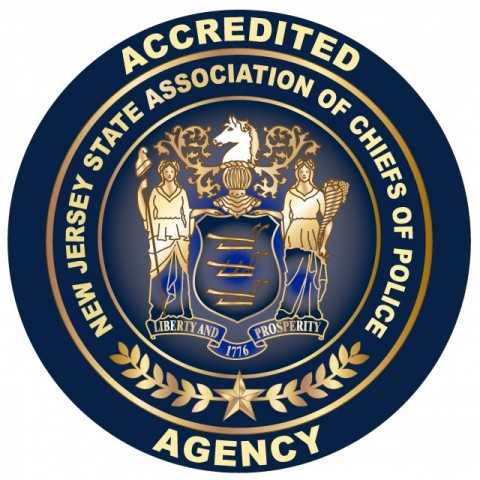 NJSACOP Accredited Agency Logo