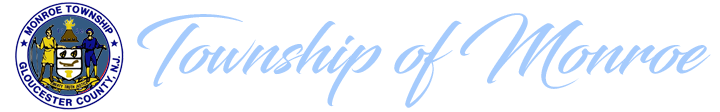 Monroe Township, New Jersey Logo